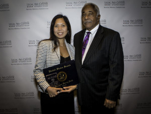 Lied Award for Most Pro Bono Hours for a Lawyer - Airene Williamson