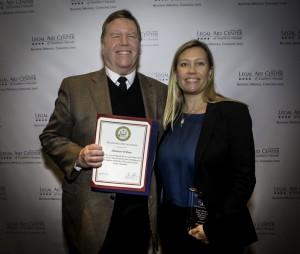 Louis Wiener Pro Bono Service Award - Shannon Wilson