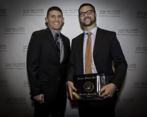 Vince Consul Memorial Pro Bono Award - Benjamin Reitz