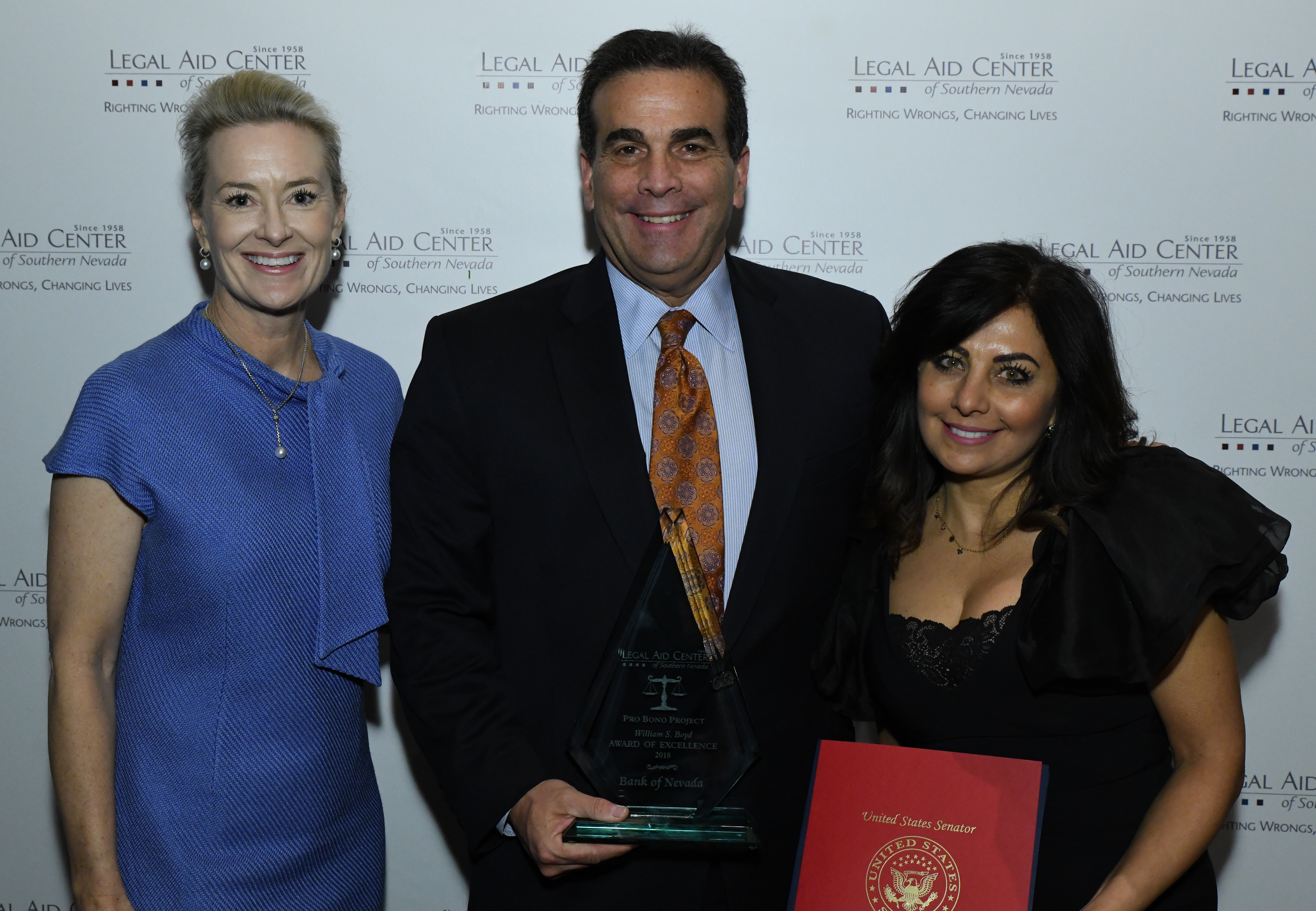 Past Winners - Legal Aid Center of Southern Nevada